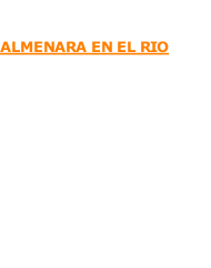 Contact Us  ALMENARA EN EL RIO Phone: 705-844-2442 Fax: 705-844-1619  Open 01 May - 01 November   almenara@eastlink.ca   Almenara en el Rio Inc. 57 Spanish Street, Box 118 Spanish, Ontario P0P 2A0